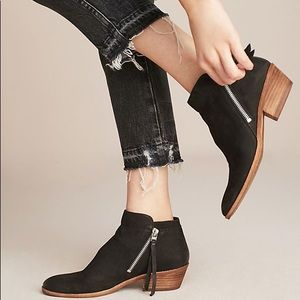 Sam Edelman Packer Ankle Booties (velutto suede)